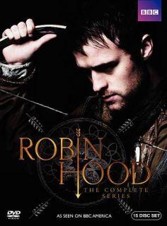 Robin Hood The Complete Series DVD, 2010, 15 Disc Set