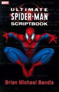 Ultimate Spider Man Script Book by Brian Michael Bendis 2004