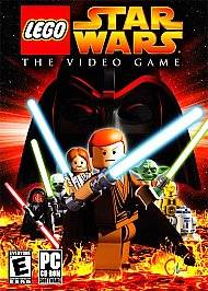 LEGO Star Wars The Video Game PC, 2005