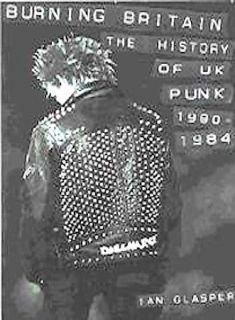 Burning Britain History of UK Punk 1980 1984 DVD, 2004