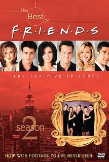 The Best of Friends Season 2 DVD, 2003