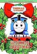 Thomas Friends   Ultimate Christmas DVD, 2009