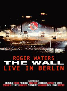 Roger Waters   The Wall Live in Berlin DVD, 2003, Jewel Case