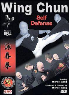 Wing Chun Self Defense DVD, 2004