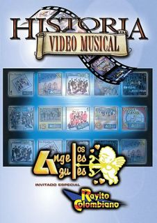 Historia Video Musical Los Angeles Azules Rayito Colombiano DVD, 2004