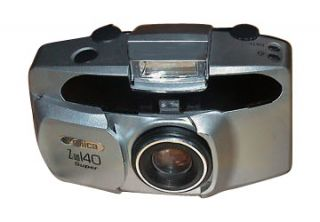 Konica Z up 140 Super 35mm Point and Shoot Film Camera