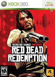 Red Dead Redemption Xbox 360, 2010