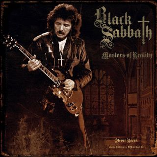 Black Sabbath   Masters of Reality DVD, 2011, 3 Disc Set, Includes