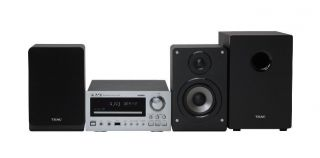Teac MC DV600 3.1 Channel Home Theater System with DVD Player