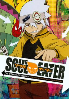 Soul Eater Parts 3 and 4 DVD, 2011, 2 Disc Set