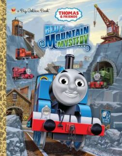 Blue Mountain Mystery Thomas and Friends by Wilbert V. Awdry 2012
