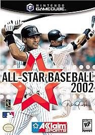 All Star Baseball 2002 Nintendo GameCube, 2001