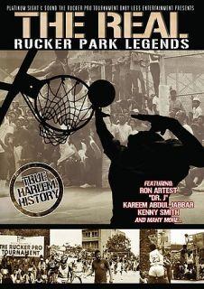The Real Rucker Park Legends DVD, 2006