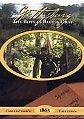 Gettysburg The Boys in Blue Gray DVD, 2006