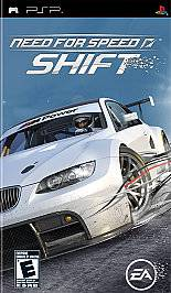Need for Speed Shift PlayStation Portable, 2009