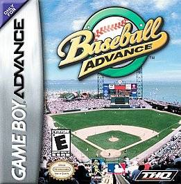Baseball Advance Nintendo Game Boy Advance, 2002