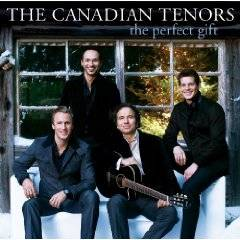 by The Canadian Tenors CD, Oct 2010, Universal Distribution