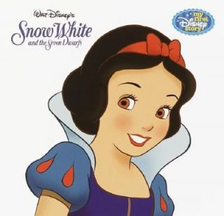Snow White and the Seven Dwarfs by Disney Staff and Andrea Posner