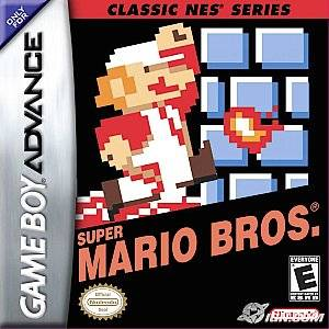 . Classic NES Series Edition Nintendo Game Boy Advance, 2004
