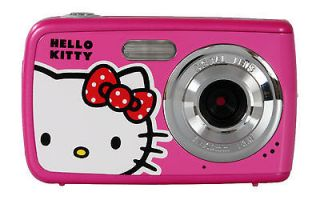 Hello Kitty 7.1 Mega Pixel Digital Camera with 1.8 Screen + 4GB Card