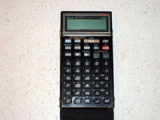 sharp vintage calculators in Vintage Calculators