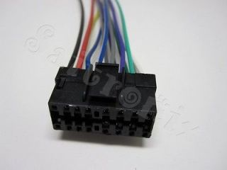 sony cdx gt400 on popscreen sony wire harness cdx gt420u cdx gt540ui cdx gt440u cdxgt420u