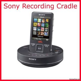 Sony Video Converter/charger Dock for Walkman /MP4 Player 4GB/8GB