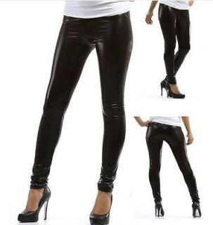 metallic leggings in Leggings