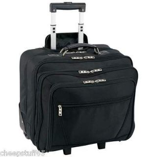 Rolling Laptop / Overnight Bag   Carry On   Luggage Trolly