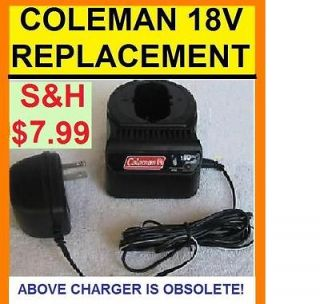 coleman power tools in Batteries & Chargers