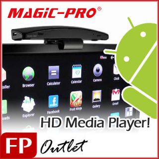 iGoGo TV Google Android OS Smart HD Media Player Set Top Box STB MP168