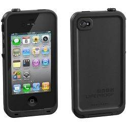 iPhone 4 4S Case Life Proof Generation 2 Black Cover New In Retail Box