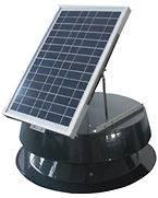 Solar Power Attic Fan