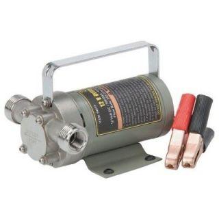 Water Diesel Transfer Pump 12 Volt WVO Fuel Biodiesel Diesel Waste