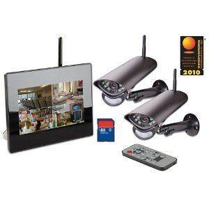 NEW Lorex LIVE LW2702 Wireless Digital Home Security Camera System