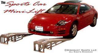 Newly listed AUTOMOTIVE CAR SERVICE AUTO RAMPS LIFT CORVETTE