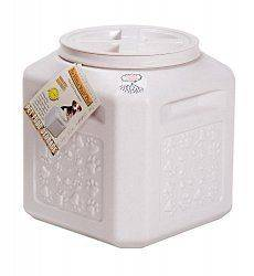 Vittles Vault Plus Dog Pet Food Storage Container 25 lb
