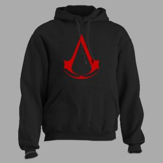 ASSASSINS CREED ~ HOODIE gamer symbol special ops altair etsio