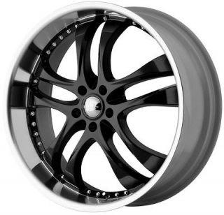 20x8.5 Helo HE825 Black Wheel/Rim(s) 5x114.3 5 114.3 5x4.5 20 8.5