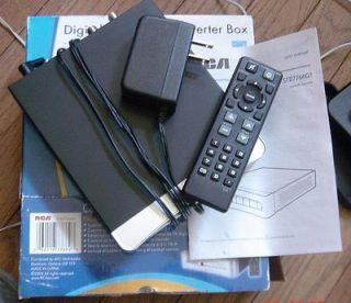 rca digital converter box remote in TV, Video & Audio Accessories