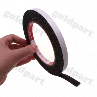 roll 3M Black Double Sided Adhesive Tape for LCD touch screen