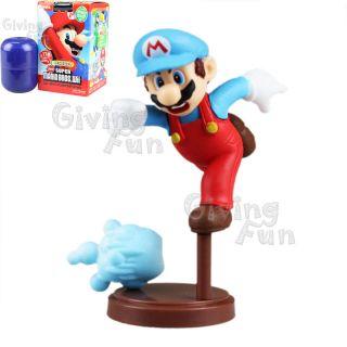 2012 Super Mario Bros Mario Secret SP Action Figure Toy Wii vol 3