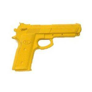 CIMAC PRO MARTIAL ARTS TRAINING RUBBER GUN YELLOW OS
