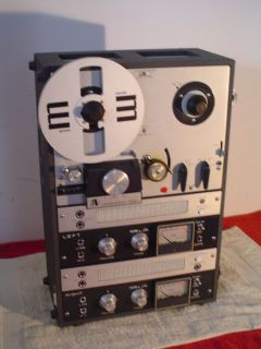 AKAI  ROBERTS M 8 REEL TO REEL TAPE DECK #3