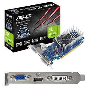 1GD3 L GeForce GT 620 1GB Graphic Card PCIe2.0x16 Low Profile HDMI