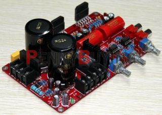 Hi Fi Stereo 68W*2 LM3886TF Audio Amplifier Board With NE5532