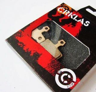 pairs SINTERED PADS AVID Disc Brake Elixir 1 3 5 7 9 R CR Mag XX