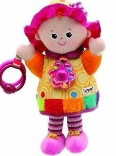New Lamaze My gril Friend Emily Doll cuddly Baby Developmental Toy