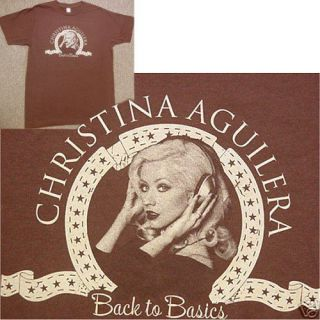 christina aguilera shirt in Clothing,