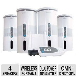 Audio Unlimited Premium Wireless Speaker System